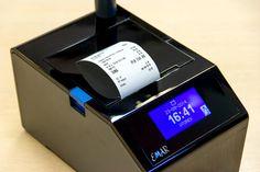 Emar Tempo 3 - drukarka rejestrująca stworzona do pracy w dużych i średnich systemach sprzedaży. A jak lśni!