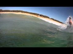 Go Pro Video: Surfing Sunshine Coast