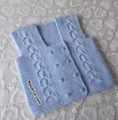 Crochet For Kids, Crochet Baby, Bargello, Crochet Fashion, Baby Knitting Patterns, Baby Kids, Stylish, Sweaters, How To Wear