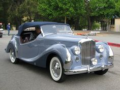 1948 Bentley Mark Vi Saoutchik Roadster 1 picture