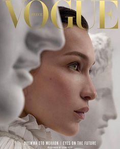"HF & Commercial Modelling on Instagram: ""The stunning #BellaHadid covers the first issue of #VogueGreece ""Eyes on the future"" 🌸 thoughts?"""