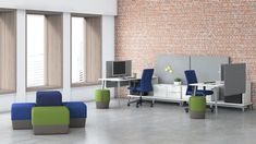 More Than Just Office Furniture The Stad Collection By Lace Is A Professional Lifestyle