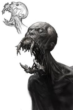 Feeder art   Image - Feeder concept art -2.jpg - The Dead Space Wiki - Dead Space ...
