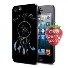 Love EDM Dreamcatcher iPhone and Samsung Galaxy Phone Case