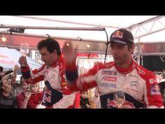 Day 4: Sunday of Rally Rally de Espana WRC 2011 (English & French)