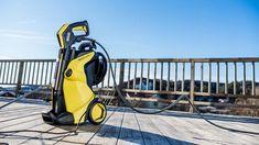 Fasadevask med høytrykkspyler: Slik får du et vellykket resultat - Byggmakker Slik, Golf Bags, Patio