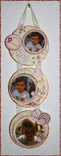 DIY creative photo collages using old CDs. Old Cd Crafts, Fun Crafts, Diy And Crafts, Arts And Crafts, Paper Crafts, Upcycled Crafts, Handmade Decorations, Handmade Crafts, Art Cd