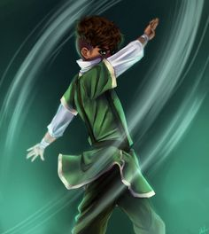 Kai - Legend of Korra - by PencilPaperPassion.deviantart.com on @deviantART