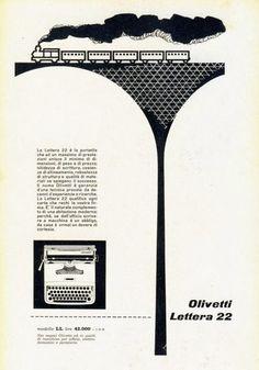 Olivetti Lettera 22 (1957)