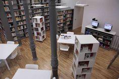 BIBLIOTECA DE MADRID. http://www.cervantes.es/bibliotecas_documentacion_espanol/biblioteca_madrid/default.htm