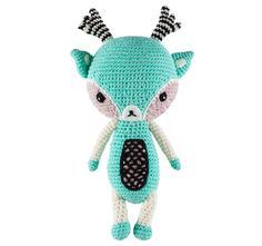 Enliven the woodland cute charm of their bedroom with the sweet, knitted looks of the Billie Crochet Toy Cushion from KAS KIDS. Tribal Nursery, Cute Charms, Quilt Cover Sets, Handmade Toys, Soft Furnishings, Crochet Toys, Diy Fashion, Cute Kids, Branding Design