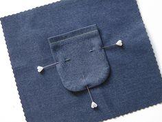 Tipps & Tricks für aufgesetzte Taschen | pattydoo