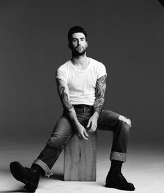Adam Levine-yeah that's right...a product I live @ Maddy Rehn