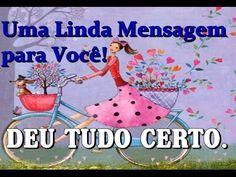 Obrigado Senhor - MENSAGEM DE REFLEXÃO – Vídeo para WhatsApp - YouTube