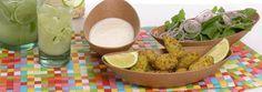 Bolinho de arroz amarelo - Mais Tok&Stok