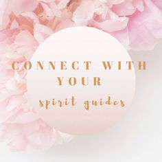 How To Invoke Your Spirit Guides.
