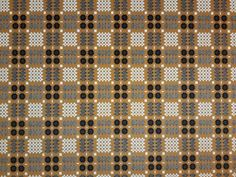 Welsh Blanket Velvet Blue | Buy Fabric Online | Textile Express