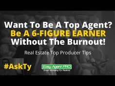 In The Lead #10: How A Former Top Producer Avoided Burnout & Started Earning A 6-Figure Income - YouTube