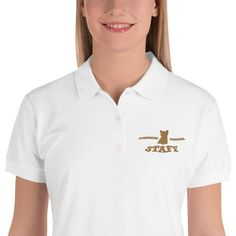 Autism Mom Shirt Embroidered Women's Polo Shirt Autism Awareness Shirt Autism Polo Shirt Autism Awareness Gift for Mom Special Needs Mom Polo Shirt White, Polo Shirt Women, Men Shirt, Karate, Polo Bordado, Kapotasana, Polo Shirt Design, Embroidered Polo Shirts, Soli Deo Gloria