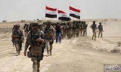 القوات العراقية تطلق آخر العمليات العسكرية فى الصحراء الغربية: أطلقت القوات العراقية، اليوم الخميس، آخر العمليات العسكرية فى الصحراء…