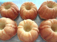 Rich & Yummy Homemade Mini Bundt Butter Pound Cakes (1 Dozen)