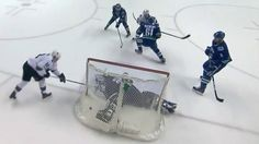Marleau gets the eventual game winner late in the second period off a GREAT feed from Schlemko.  2-1