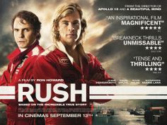 Incredible Science: Rush (2013) This movie is as good as the stars sho...