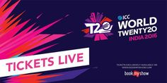 How to buy tickets for T20 world cup 2016 matches March 2016