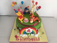 Cosa c'e per dolce?: Torta Winni the Pooh e gli amici del bosco:Tanti a...