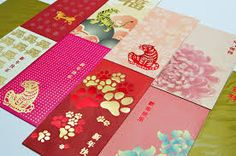 Kids love Lunar New Year because they can get red packets!