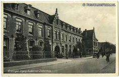 Ingang Academisch Ziekenhuis