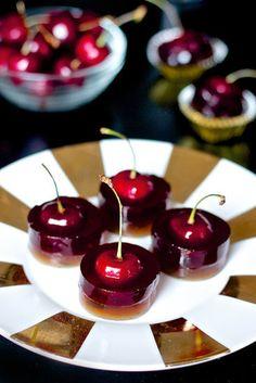 Cherry Cola Jello Shots: Get the recipe: cherry cola jello shots.