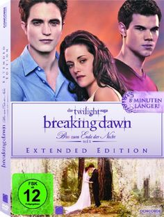 Breaking Dawn -  Teil 1 Extended Edition