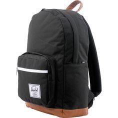 Herschel Supply Pop Quiz Black Backpack at Zumiez $69.95