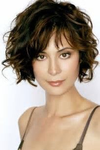 Image result for Beach Wave Perm Short Hair