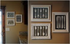 Through the Front Door: New Uses for Old Silverware