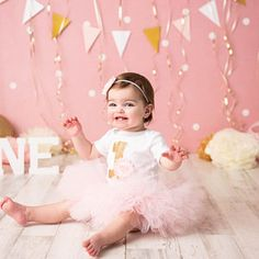 First Birthday Outfit Girl Girl 1st Bday Outfit First Bday | Etsy