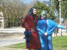 Las dos Marías. Alameda park.