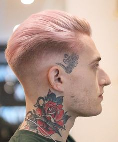 Super Hair Color for Guys