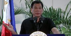 El presidente de Filipinas se compara con Hitler y dice querer matar a tres millones de drogadictos