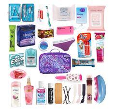 Emergency Kit For Girls