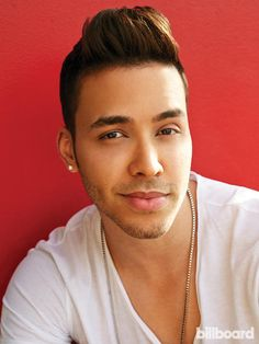 I am loving this picture of Prince Royce