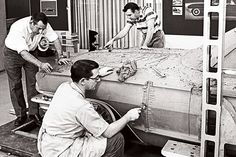 The automobile-industry practice of hand-sculpting full-size clay models was originated by Earl, a pioneering coachbuilder also responsible for the idea of concept cars.