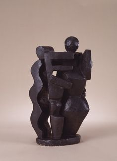 Man And Woman (Construction), 1926-27