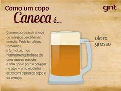 O copo certo para cada tipo de cerveja