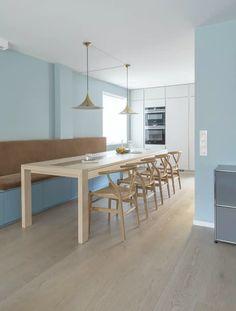 CompactSkøyen07 Dining Room Chairs, Dining Bench, Interior Design, Sofa, Inspiration, Furniture, Home Decor, Homes, Nest Design