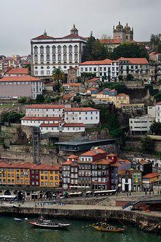 Melhores Vistas do Porto www.webook.pt #webookporto #porto