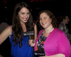 Traci Stumpf, Lori Elberg, RealTvFREAKS, Awards Party, LA Comedy Shorts Film Festival 2013 by Real TV Films, via Flickr