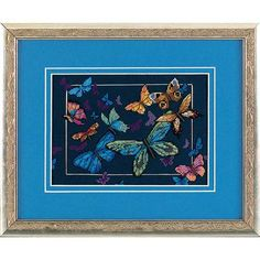 Dimensions Crafts®   Exotic Butterflies