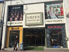 Foncez chez #GreenOptical découvrir les collections #VinylFactory et #FreakShow